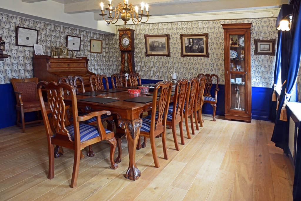 De Bibliotheek Kamer : Regentenkamer